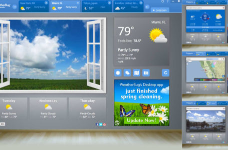 Weatherbug – Android App Review