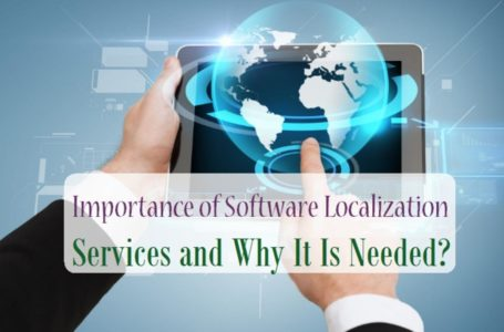 The Importance of Software Localization