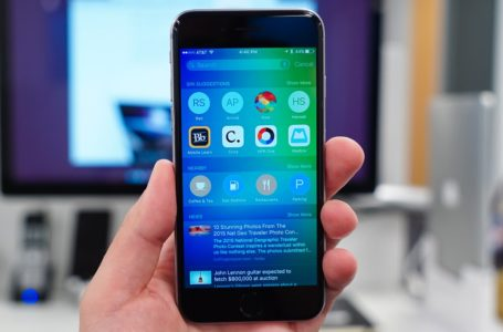 iOS 9 Expected Features