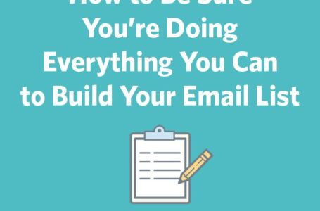 Advantages Of Building Bulk Email Lists for Marketing Your Business