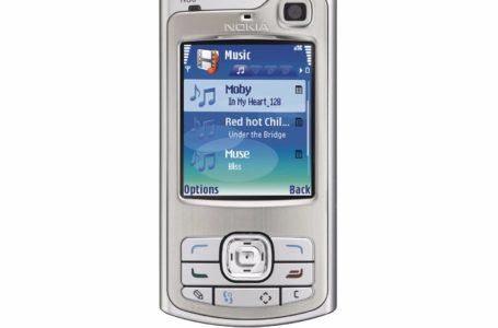 Hail Nokia N80, the King of Cell Phones