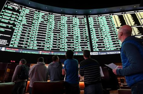 The Top Ten Mistakes That Sports Gamblers Make