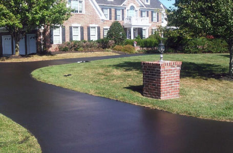 Sealcoating The Driveway – Tips And Benefits