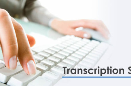 HOW TO CHOOSE AN ONLINE AUDIO TRANSCRIPTION SERVICE