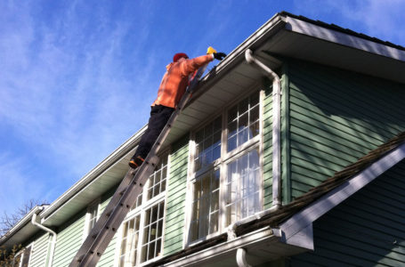 WHY TO HIRE A PROFESSIONAL EAVESTROUGH CLEANER?